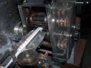 Оборудование для обёртки сахара в один кубик (подушка)