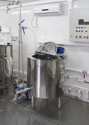 Мини-завод по производству густого греческого йогурта