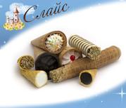 Печенье,  зефир,  мармелад оптом от производителя в Уральске