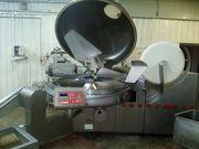 Куттер вакуумный Alpina на 330 литров,  б.у.,  восстановленный